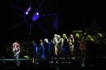 Björk y sus ninfas